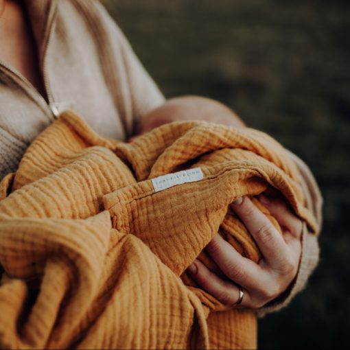 Musselin-Decke Coverbild Produkteseite